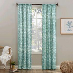 NIP Set of (2) Mainstay 84-inch Curtain Panels